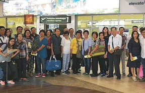 31名团员周日从槟城出发,参与5天探索印尼之神秘日惹旅游。