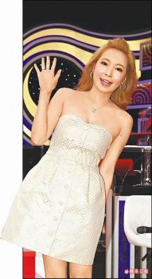 Makiyo睽违1年多昨再上综艺节目《麻辣天后传》。