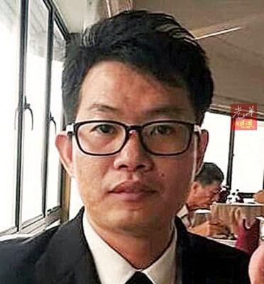 谢英顺疑因拒官司而被华裔男子恐吓勒索。