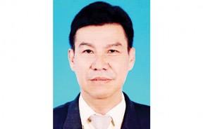 槟城鸿猷建筑有限公司董事经理 陈领忠PJK
