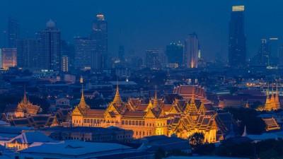 查对象认为在曼谷游览最经济。