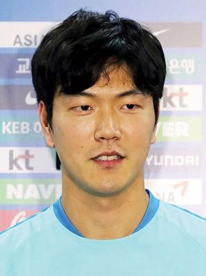 韩国队长金英权表示不会重犯4年前的错误。