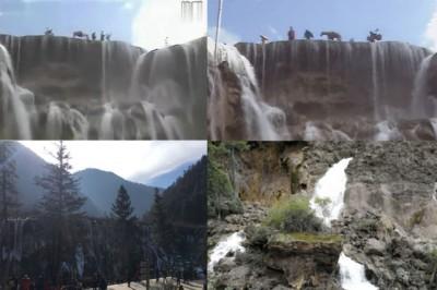 86本的《西游记》曾经当这瀑布取景。