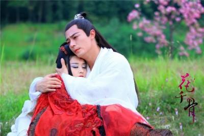 霍建华与赵丽颖在《花千骨》中的虐心桥段仍让剧迷难忘。
