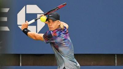 加拿大新秀沙波瓦洛夫职业生涯首次晋级大满贯16强。