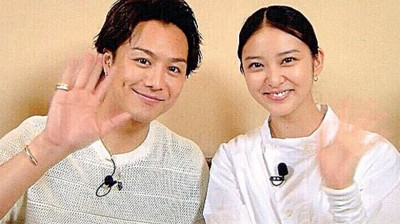 武井咲惊爆与EXILE主音TAKAHIRO奉子成婚。