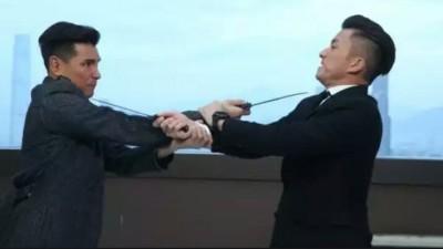 陈展鹏由于忠变奸,尚同陈山聪哥俩决裂。
