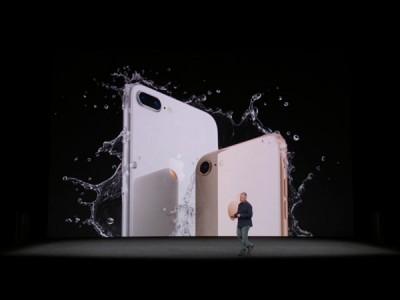 苹果公司指iPhone 8是迈进了一大步。