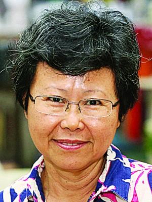 陶利有限公司负责人陈女士。