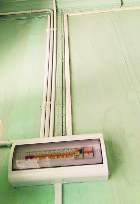 老屋要安冷气需另外安装总电源才安全。