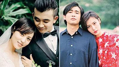 周放宣布和男友刘畅结婚。