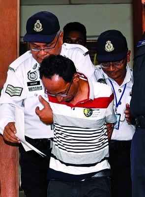 肇祸司机不认罪,被获准以5000令吉及一名担保人保释出外。