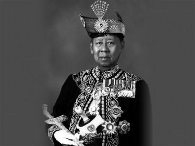 吉打州苏丹端姑阿都哈殿下薨逝。