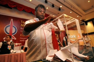 行动党将于11月12日举行特别大会,进行中委会重选2.0。