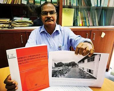 峇拉克利斯南:吉隆坡宗教学校遭纵火事件,消拯局及地方政府难咎其职。