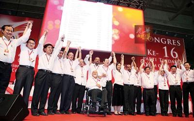 步履党于2012年举行的中委会改选代表大会成绩不给社团注册局承认,好不容易以当年11月12天再进行改选。(档案照)
