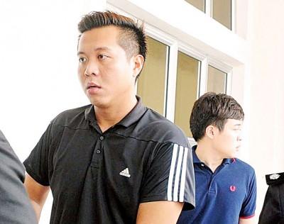 在网络上贴文被指污蔑警方的李孝庆,遭罚4000令吉后重获自由。