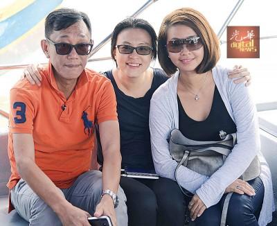 一场海上凭吊之后,李淑玲及麦嘉敏双亲告别哀伤,积极宣扬器官移植。