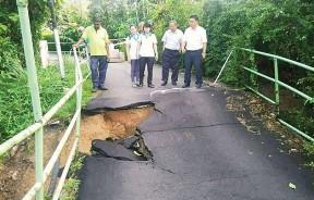 黄汉伟透露,州政府已批准20万令吉拨款以修复在915水灾期间损坏的安乐村桥梁。