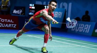 大马李宗伟顺利晋级日本羽球超级赛16强。