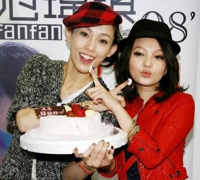 范玮琪与张韶涵曾是福茂师姐妹,如今情谊不在。