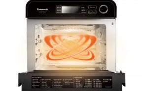全新的Panasonic Cubie蒸气烘烤炉,煮出健康料理的新革命。
