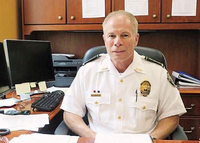 """县警察总长强调艾博仅的发言""""不得接受""""。"""