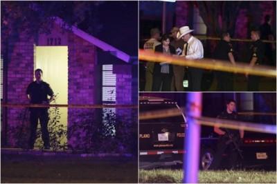 德州发生枪击案,多人口死。