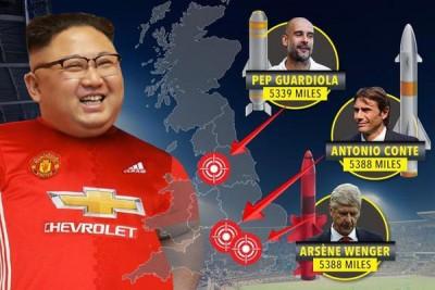 英国《太阳报》的搞笑PS图。