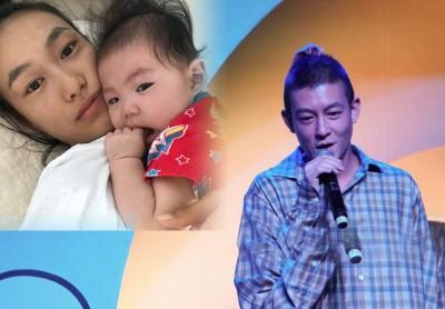 陈冠希在成都举行新专辑记者会,不避讳谈到秦舒培和女儿Alaia。