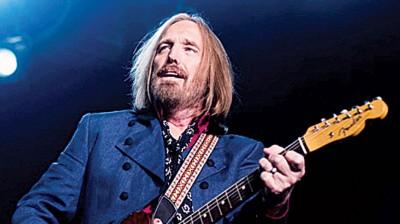 摇滚巨星汤姆佩蒂因急病身亡,一年到头66寒暑。