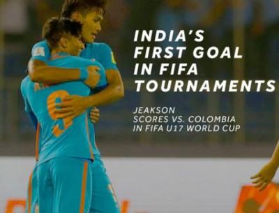 印度的吉亚克森-星为国家创造纪录。
