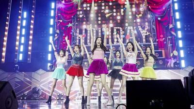 少女时代8人今年8月时才刚宣传完10周年纪念专辑。