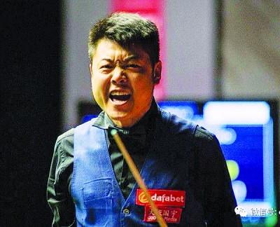 梁文博时隔9年好个人职业生涯第二枝满分。