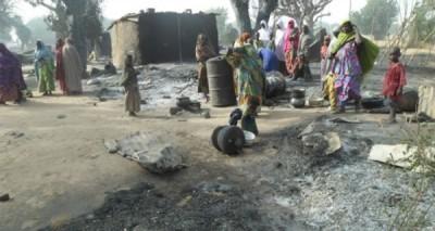 博科圣地组织不时在尼日利亚发动炸弹袭击。