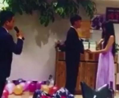 河北一名大学三年级的男生为患末期癌症的女友举办婚礼,感动不少网民,但原来成件事是捏造的。
