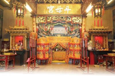 安邦九皇爷南天宫是雪隆历史最悠久的九皇爷宫庙。