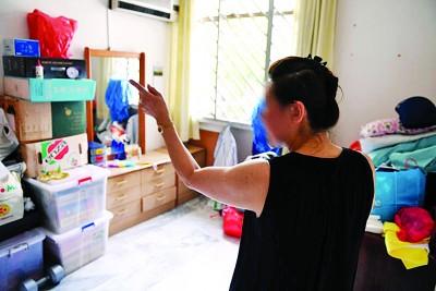 四女儿与家人发生纠纷,气得要清空父母家中的家具。