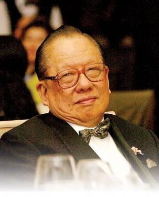 杨忠礼忙于事业,也不忘抽空出席慈善活动。