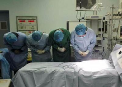 仅6个月大的女婴离世后将肾脏捐出,移植到一名30岁女子身上。