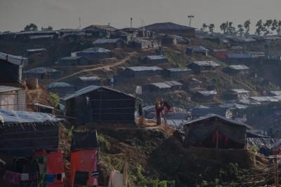 罗兴亚人要会尽失土地和农作物。
