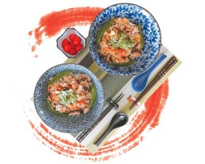 美浓烧(Mino Yaki) 和食器。岐阜県的土岐市、多治见市、瑞浪市、可儿市是美浓烧的产地、占了日本全国陶磁器60%的生产量。