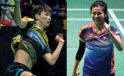 陈堂杰将作为吴柳莹(图右)的临时热身搭挡,携手出战两项欧洲赛。
