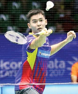 詹俊为携足队友苏徳智晋级印僧应战赛8强。