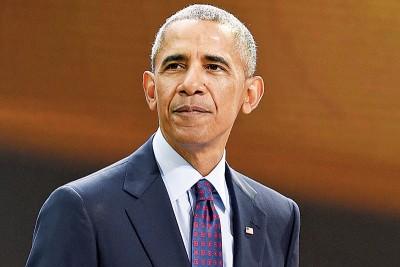 欧巴马曾当民权律师。