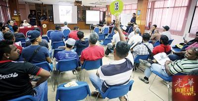 霹州陆路交通局举行两场交通工具拍卖会共收入4万380令吉。