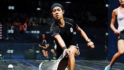 妮歌大卫期盼在香港壁球公开赛取得佳绩,以增强信心出击下个月的世界女子壁球锦标赛。