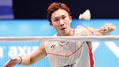 桃田贤斗瞄准重新当上日本羽坛一哥。