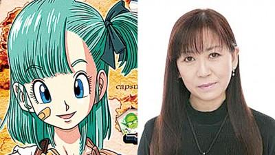 """鹤弘美是知名动画《七龙珠》角色""""布玛""""的配音员。"""