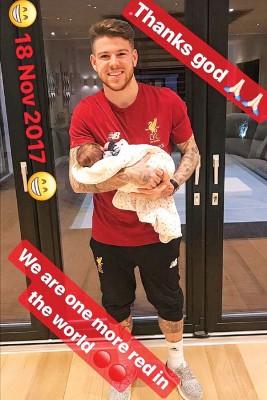 莫雷诺得新生儿。